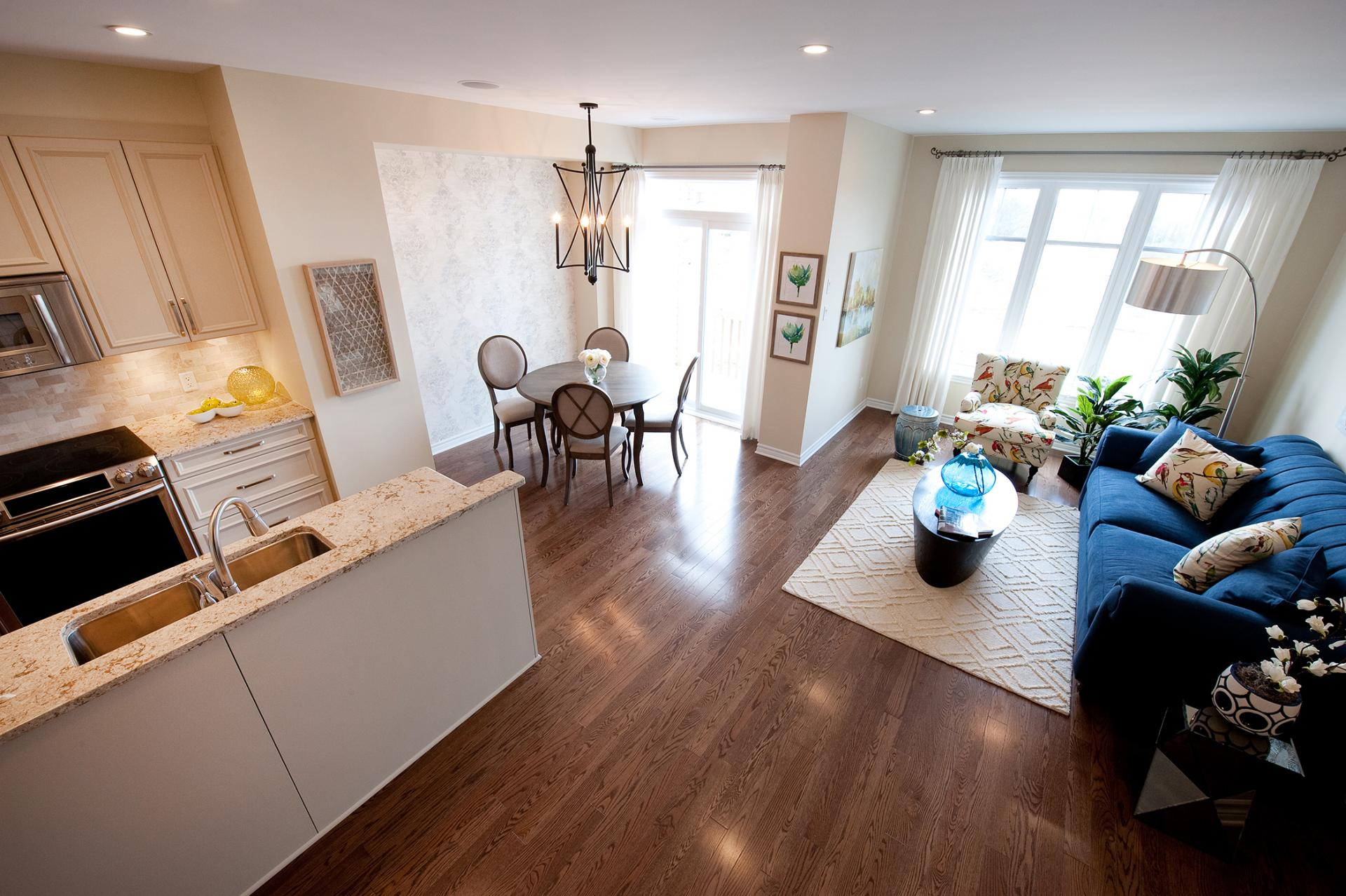 Eton 3 bedroom unit new townhome ottawa new townhomes for sale tamarack gallery image malvernweather Images