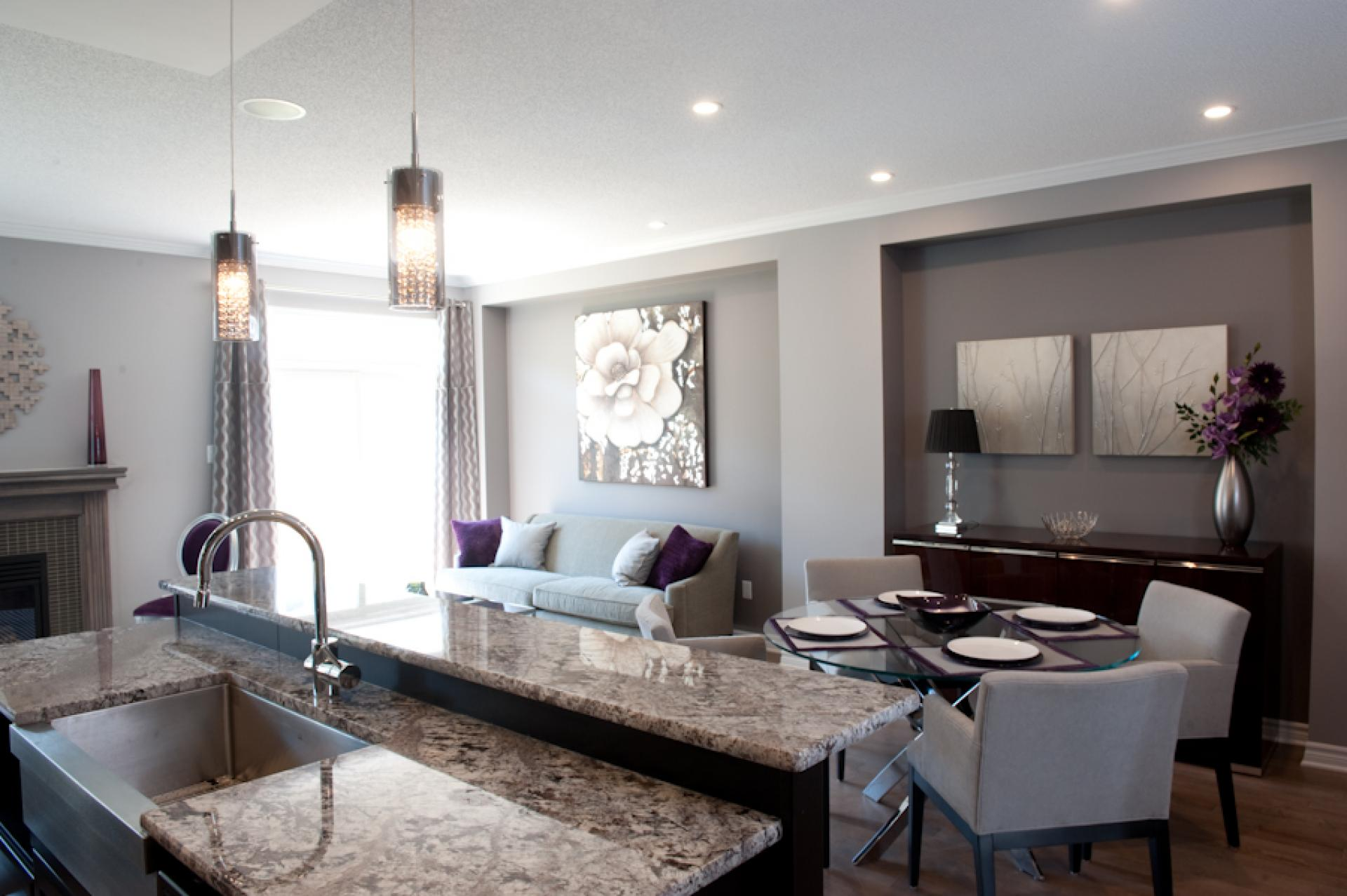 Huntington 3 Bedroom New Townhome Ottawa New Townhomes For Sale # Muebles Fairmont