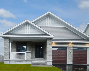 Customized Walk-Out Bungalow custom home for sale in Cardinal Creek Village