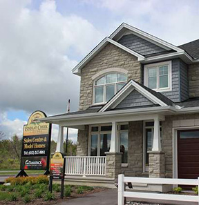Model homes in kanata ontario