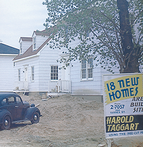 Historic image of Tamrack Homes for sale